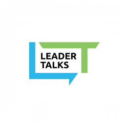 Leader Talks (logo)