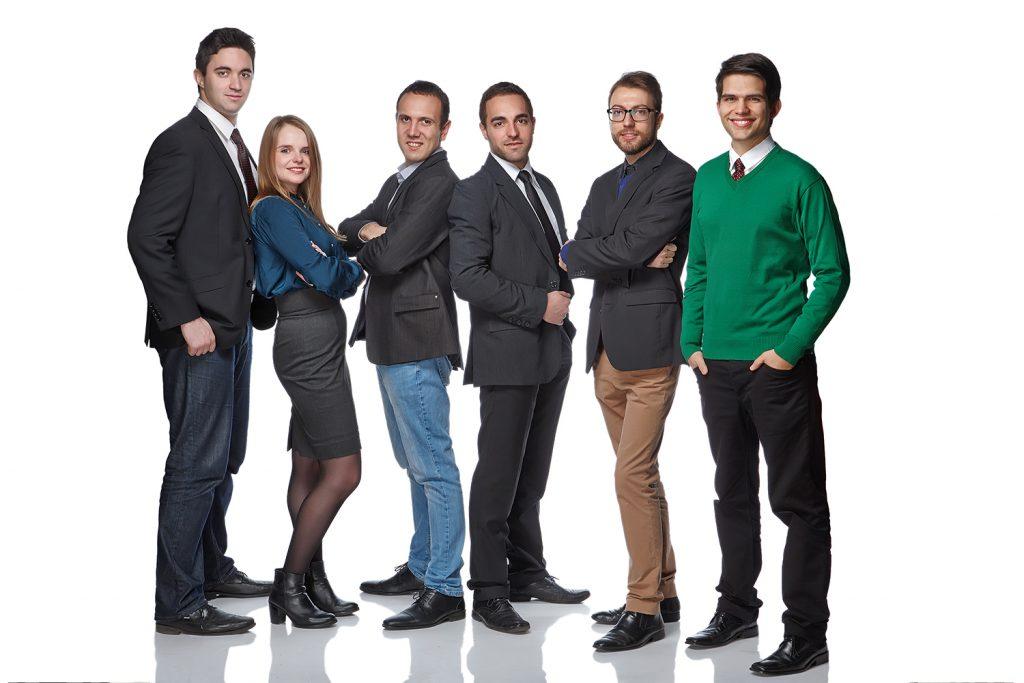 Executive Board 2015 (photo)