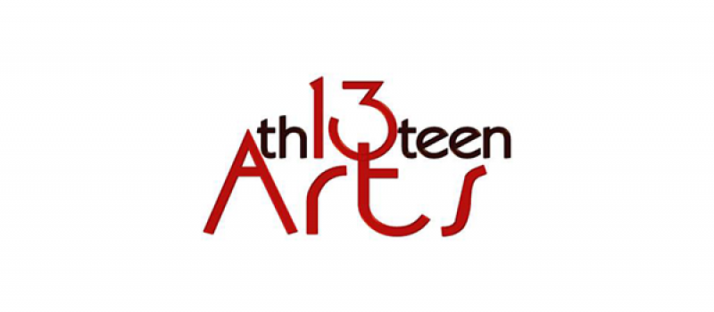 13Teen Arts (logo)