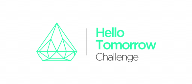 ABLE Hello Tomorrow (logo)