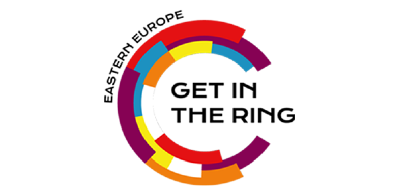 Get in the Ring (logo)